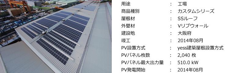 株式会社横河ブリッジ大阪工場
